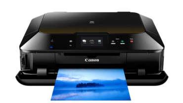 Neue Canon Pixma IP7250, MG5450 und MG6350 Drucker ab November