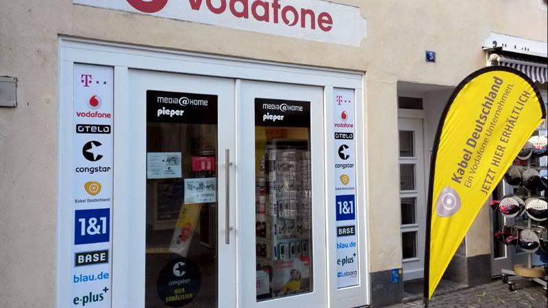 Vodafone Shop Amberg