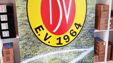 Roll-Up Banner für den TSV Theuern e. V.